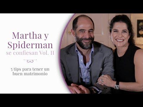 5 tips para tener un buen matrimonio | Martha Debayle