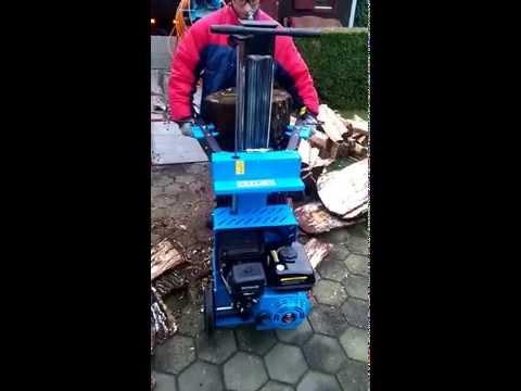 Reini11 Holzspalter Benzin 11 T Güde DHH 1330 / 11T