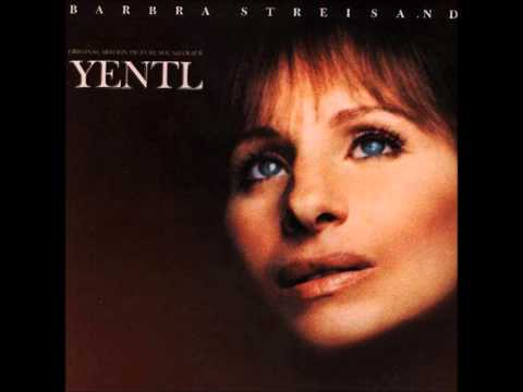Yentl - Barbra Streisand - 11 A Piece Of Sky