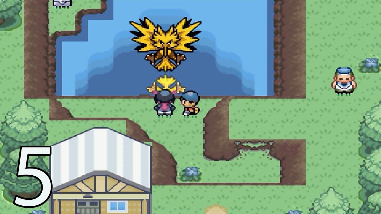 Pokemon ruby destiny guardians of life pokedex