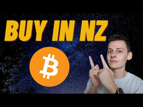 How To Buy Bitcoin In New Zealand - Easy Crypto