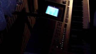 Yamaha PSR-S700- DiscoChocolate( Style Demo by Krzysztof Giecewicz)