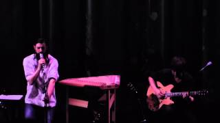 Scott Matthew - Jesse (written by Janis Ian / Roberta Flack cover) - live Munich 2013-11-11