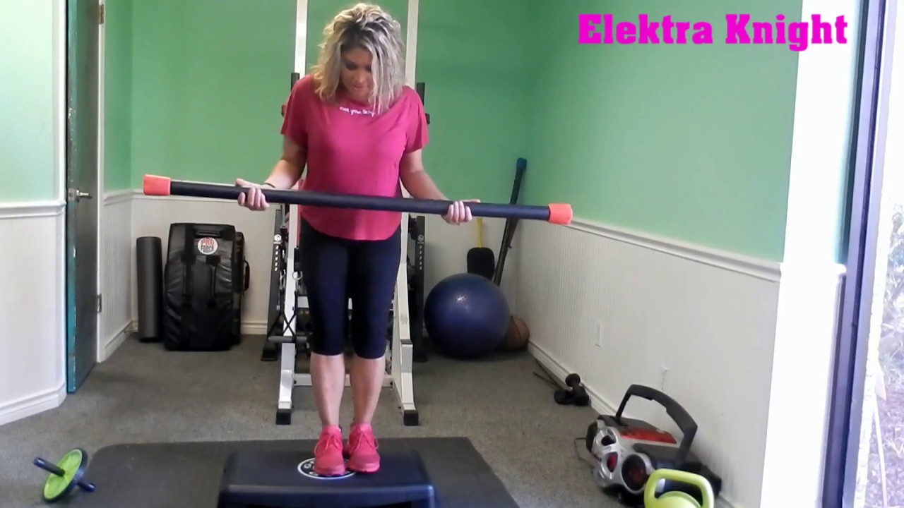what does the stepper work out