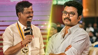 How did Vijay's Theri happen? | Kalaipuli S Thanu Reveals!