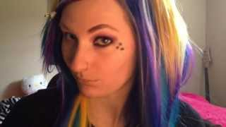 Scene Queen Makeup Tutorial Thumbnail