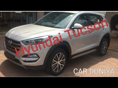 Hyundai Tucson 4WD History Features Looks Price