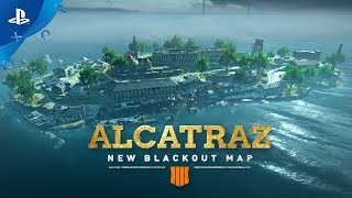 Call of Duty: Black Ops 4 | Alcatraz Trailer | PS4