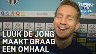 Luuk de Jong over de omhaal: