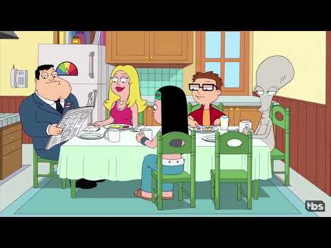 American Dad!: Best Of Roger Smith