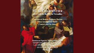 In nativitatem domini canticum, H. 416: Nuit