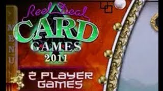 Reel Deal Card Games 2011 ~ Windows PC