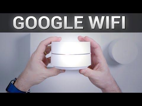 Google Wifi : le wifi ultra simple pour toute la famille