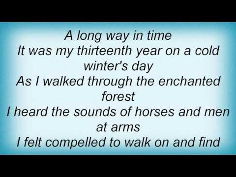 Manowar - The Warriors Prayer Lyrics