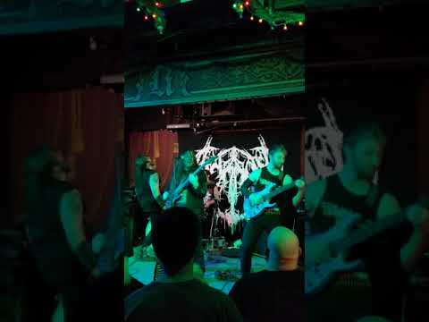 GARROTED - Crimson Thirst [LIVE] @ Ralph's Diner Worcester, MA 9/28/19