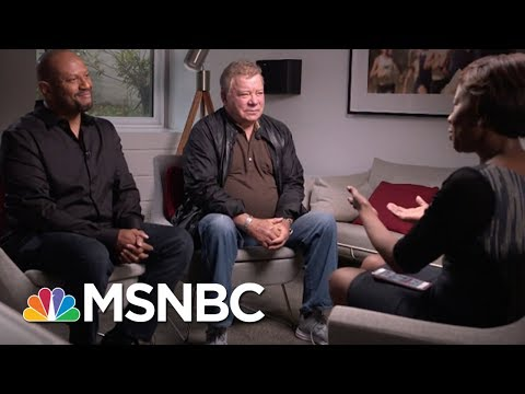Producer James Tucker And Actor William Shatner Talk New Project