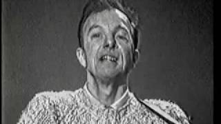 Pete Seeger introduces Woody Guthrie on British TV in 1964