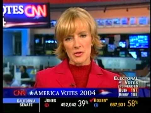2004 Presidential Election Bush vs. Kerry November 2, 2004 Part 17