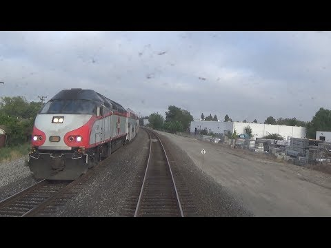 Caltrain Entire Line Ride (Gilroy to San Francisco) - 5/22/1