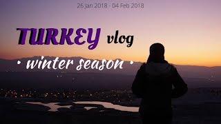 TURKEY VLOG - Winter Season (Jan-Feb)