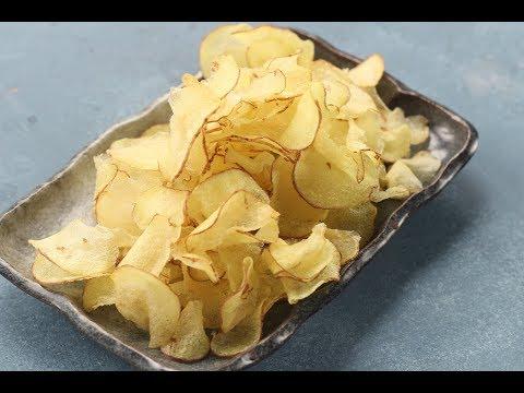 Potato Chips | Sanjeev Kapoor Khazana