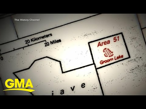 2 arrested on trespassing charges for trying to break into Area 51 l GMA
