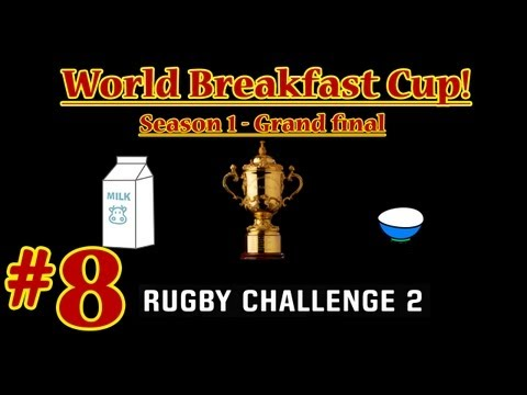 Rugby Challenge 2 - World Breakfast Cup - Grand Final - Ireland vs Australia