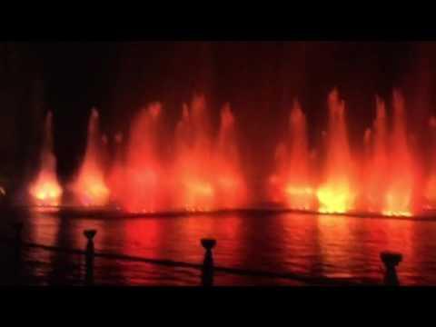 Adele - Set Fire To The Rain (The Fountain at Okada Manila)