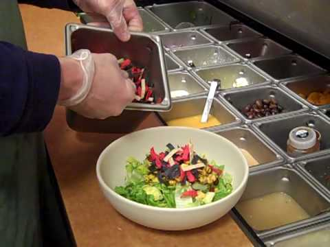 How to make delicious chicken caesar salad from panera bread grilled