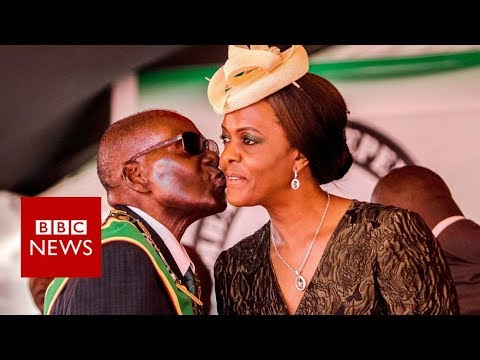 Zimbabwe crisis: Who is Grace Mugabe? - BBC News