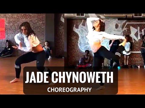 "Jade Chynoweth Choreography -Ellie Goulding ""Tessellate ""   Road To Buildabeast 2017"