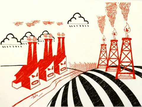 Animation: Climate change, energy & action