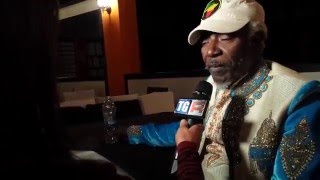 Alpha Blondy interview [Potenza, Italy, 16 April 2016]