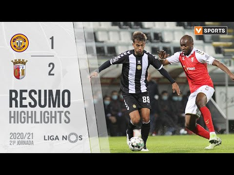 Nacional Braga Goals And Highlights