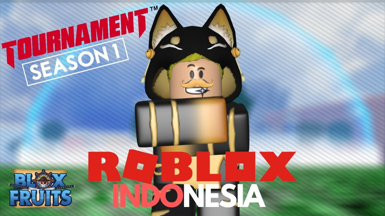 Blox Fruit Tournament Season 1 | 11 July 2020 | (Sponsored by Flz) - Blox Fruit Roblox Indonesia