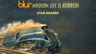 Blur - Star Shaped - Modern Life is Rubbish