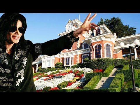 Friends Break Into Michael Jackson's Abandoned Neverland Ranch And Make Seriously Creepy Discovery