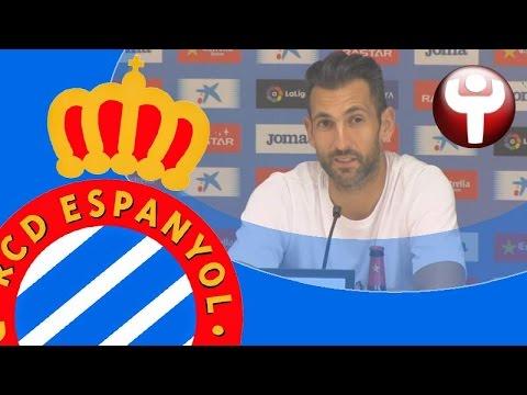 """Diego López: """"Cristiano vendrá con hambre"""""""