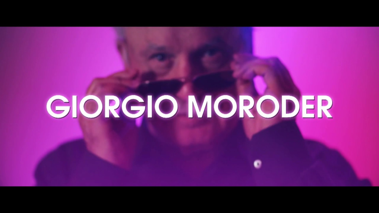 Tickets for Giorgio Moroder's first ever Live Show in Dublin