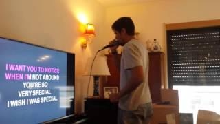 Cover Radiohead - Creep (Karaoke)
