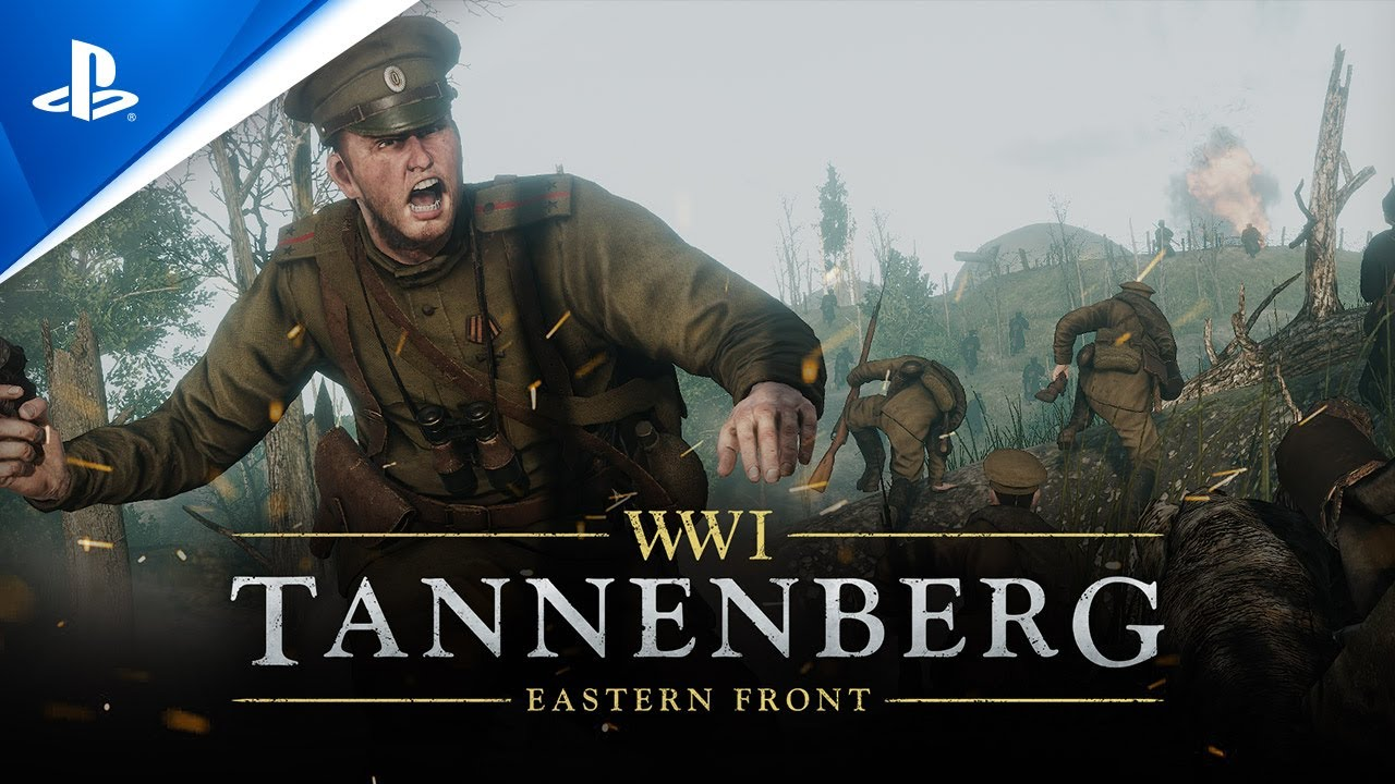 Tannenberg | Release Announcement Trailer | PS4