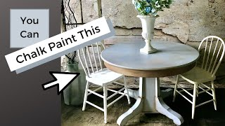 How to: Smoky Blending Effect Tutorial with Annie Sloan Chalk Paint