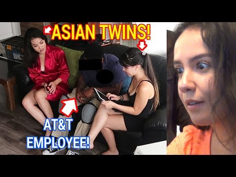 ATT Employee Caught with ASIAN TWINS! (SURPRISE ENDING!) | To Catch a Cheater