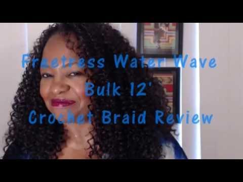 Freetress Water Wave Bulk 12 99j Crochet Braid Review