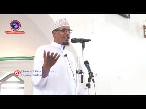 Hal Shay Oo Jannada Lagu Galo Oo An Waxba Kaga Baxayn   Dr Maxamud Shibli