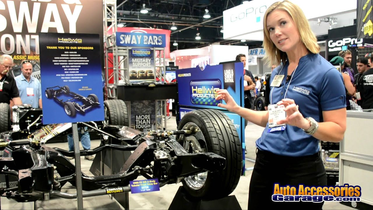 Auto Accessories Garage Military Discount Hellwig Sway Bar Sema 2014