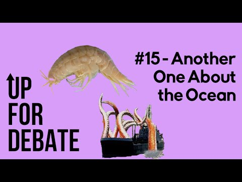 Up For Debate #15 - Another One About The Ocean