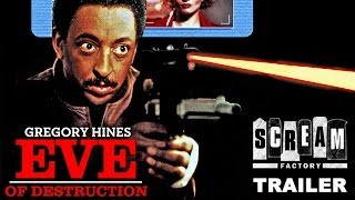 Theatrical Trailer - Eve Of Destruction (1991)