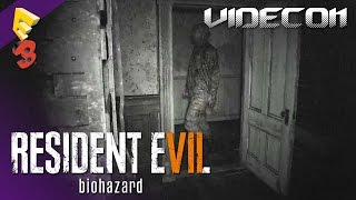 Resident Evil 7: Gameplay Trailer Debut E3 2016 (Español) – Biohazard Playstation VR
