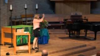 Laura Truax - Rethinking Faith Formation 2014